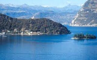 Новый 2012 год на озере Изео (Италия)