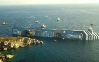 Италия новости на сегодня на 17.04.12 о Коста Конкордия