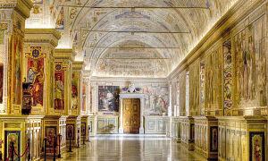 Ватикан: от Египетского музея до музей Этрусков