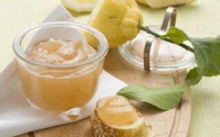 Лимонное варенье