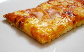 Рецепт теста для пиццы без дрожжей – ИНФОГРАФИКА