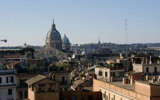 Прекрасный вечный город Рим!