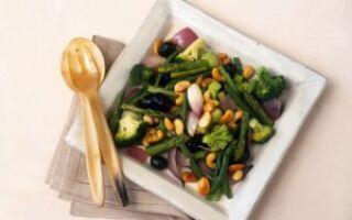 Жареные овощи по-итальянски