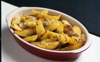 Картофель запеченый ароматизированный