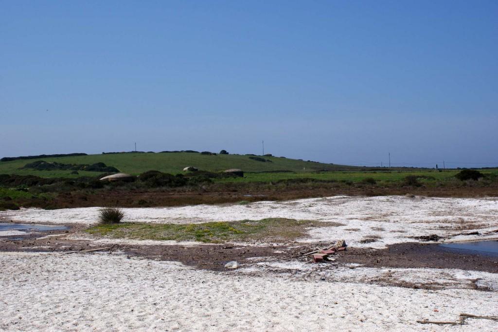 Сардиния берег