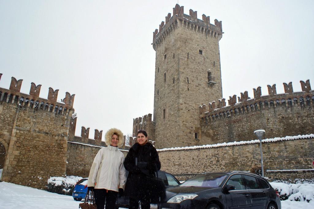 Крепость Виголено