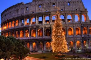 Рим в декабре 2