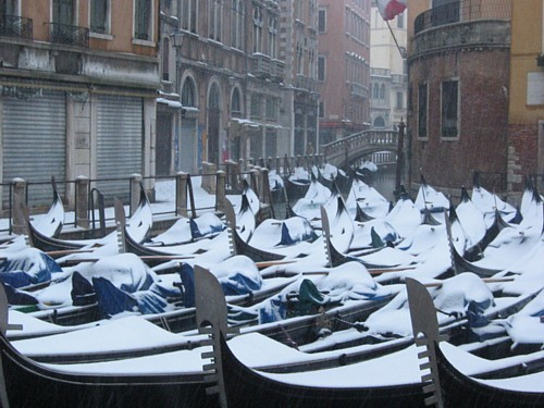 Венеция в декабре