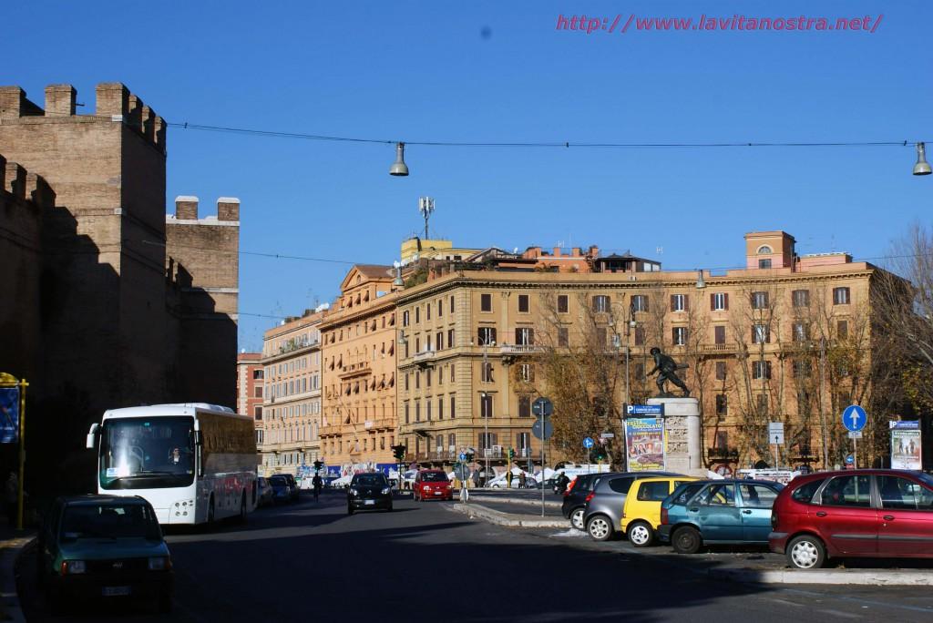 Площади Рима фото 2