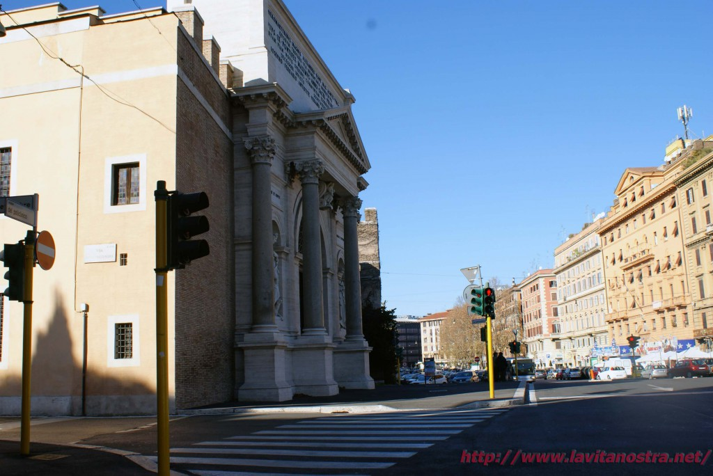 Ворота Рима фото