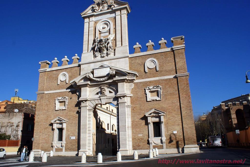 Ворота Рима фото 2