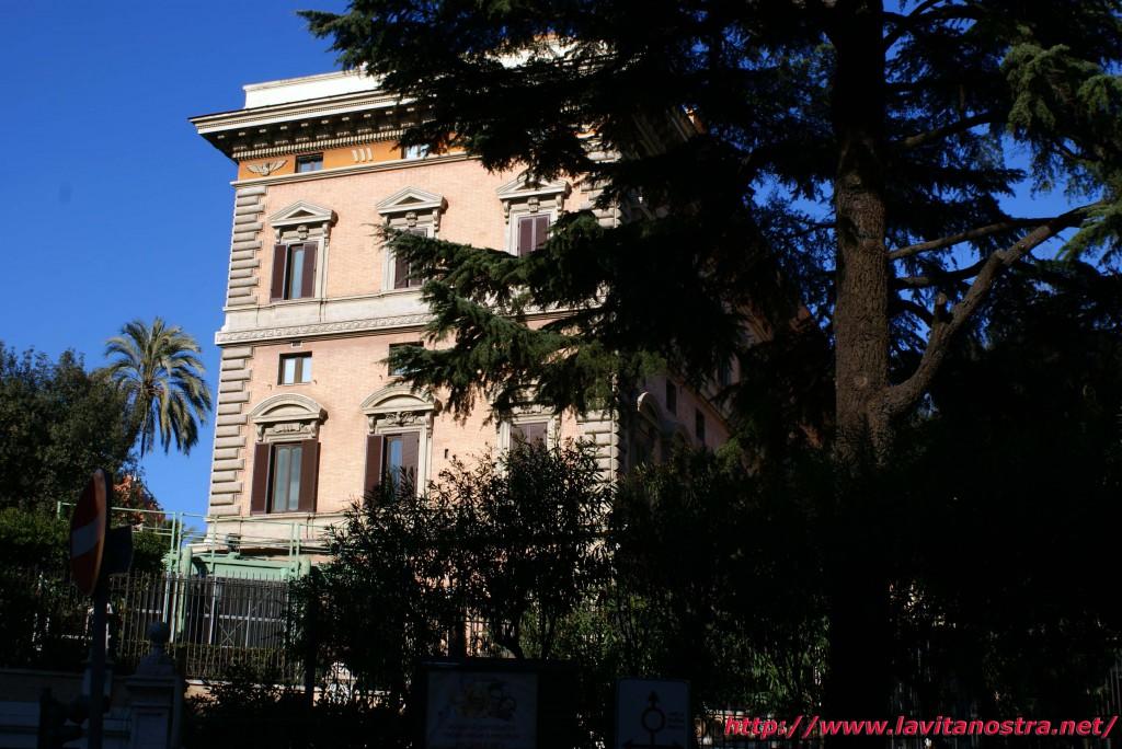 Рим в январе 4