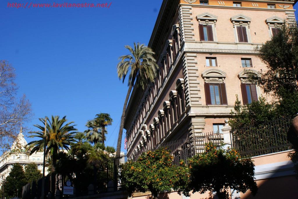 Рим в январе 5
