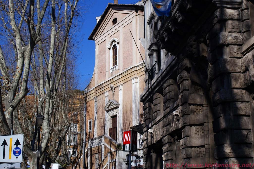 Виа Венето, Рим