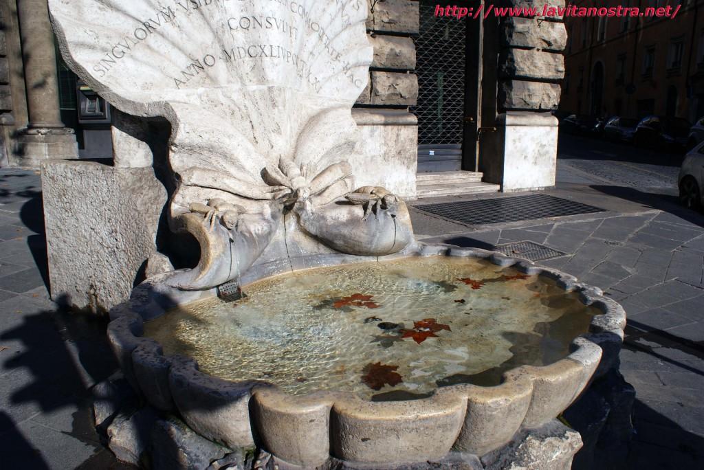 Рим в январе 8