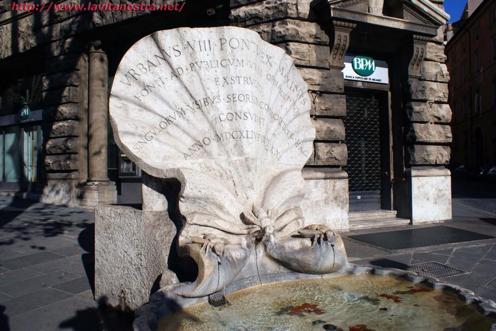 фонтаны Рима фото