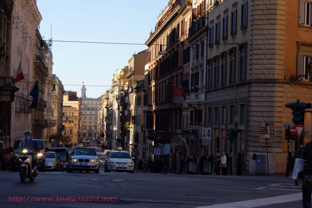 Площади Рима фото 5