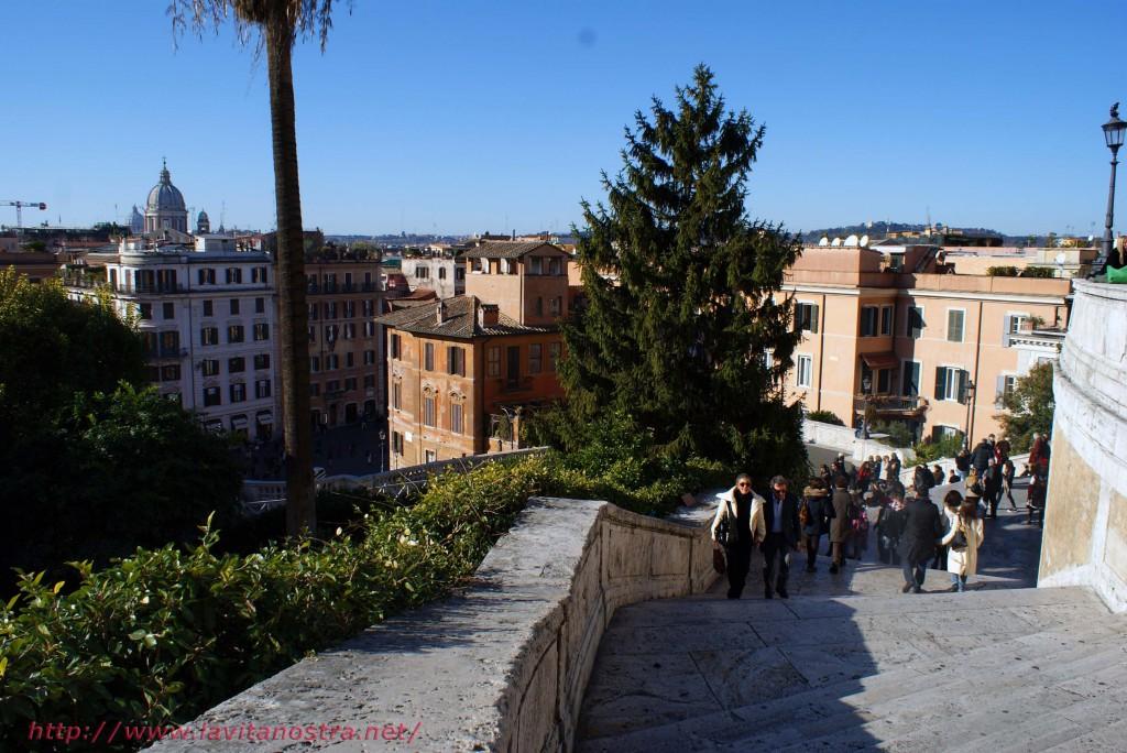 Испанская лестница  3