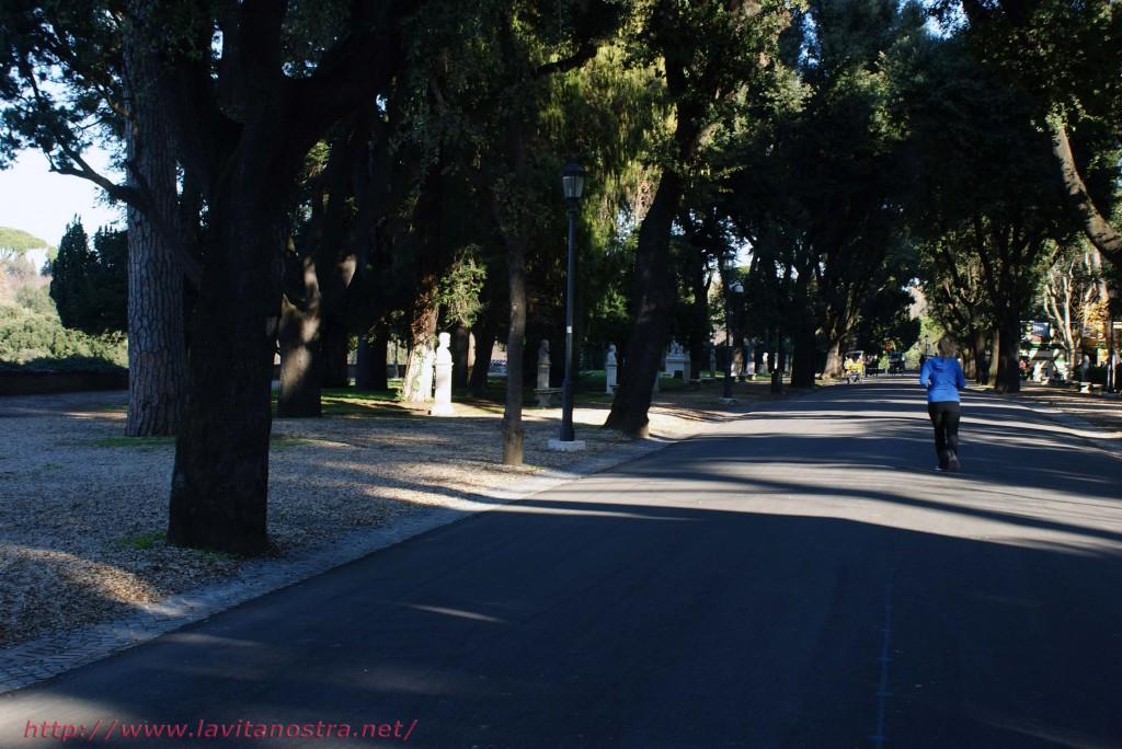 Вилла Медичи парк 5