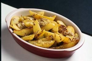 Картофель печеный ароматизированный