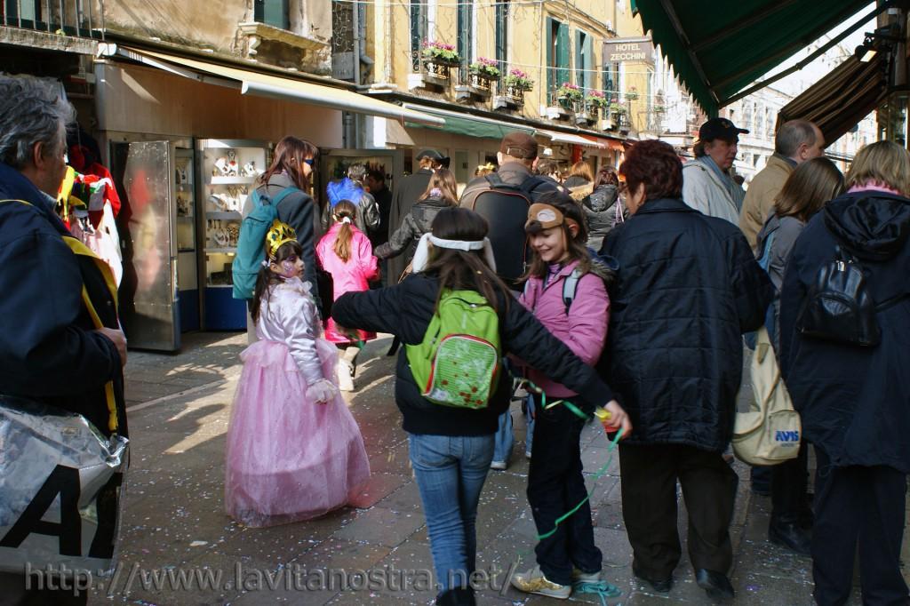 Венецианский карнавал 2