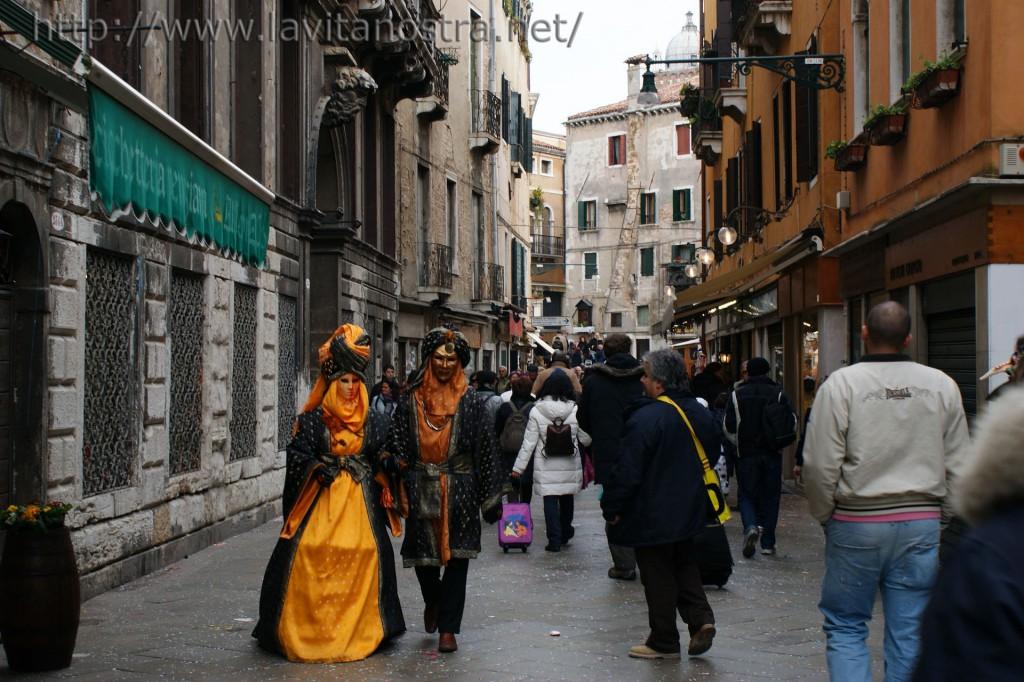 Венецианский карнавал 3