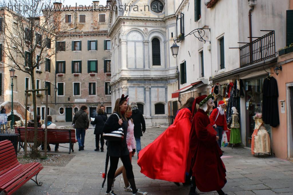 Венецианский карнавал 4