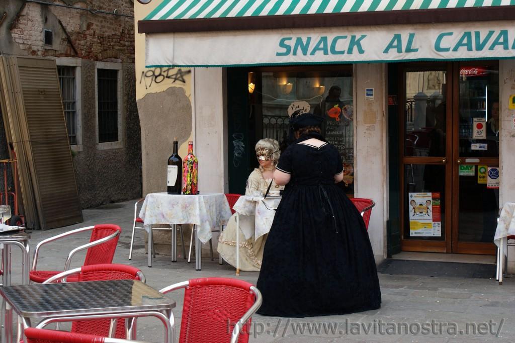 Венецианский карнавал 5