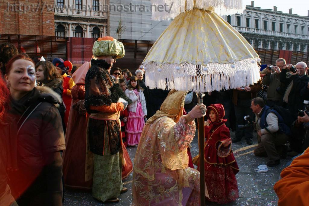 Венецианский карнавал 7