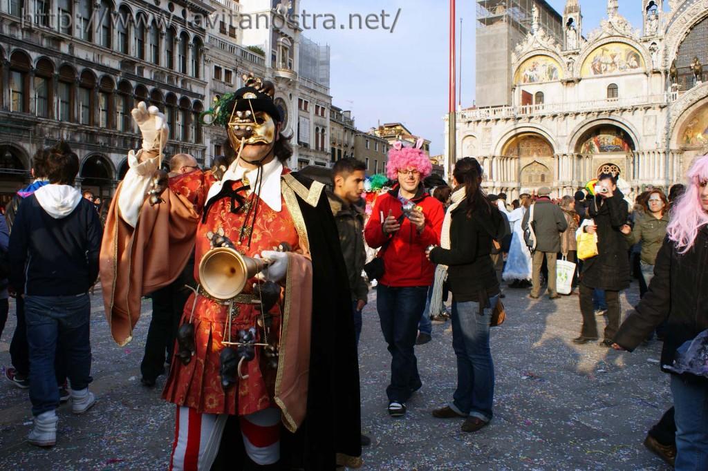 Венецианский карнавал 9