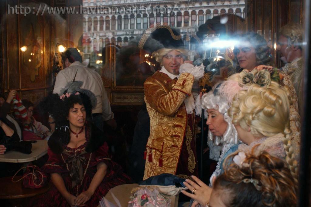 Венецианский карнавал 18