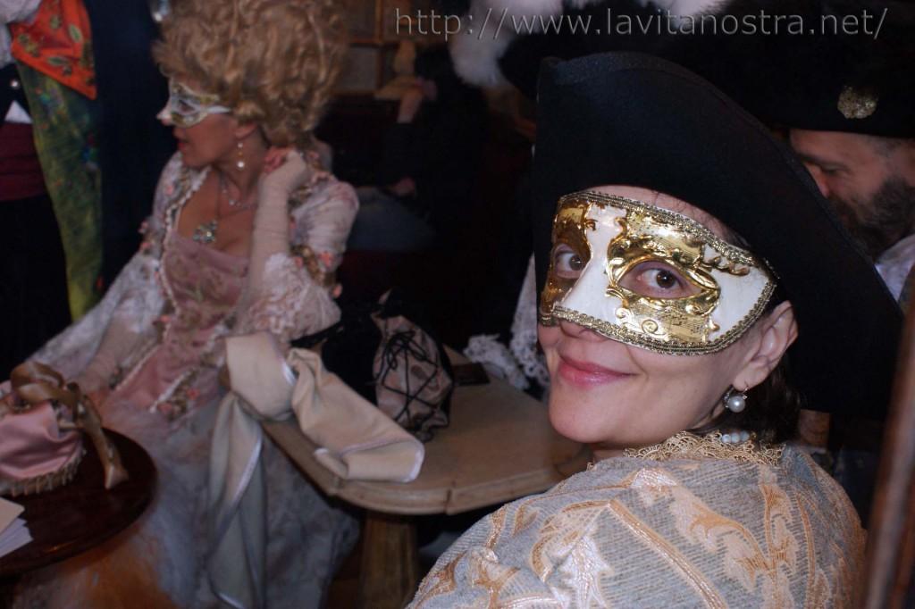 Венецианский карнавал 19