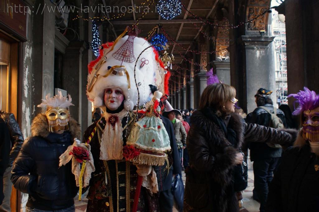Венецианский карнавал 21