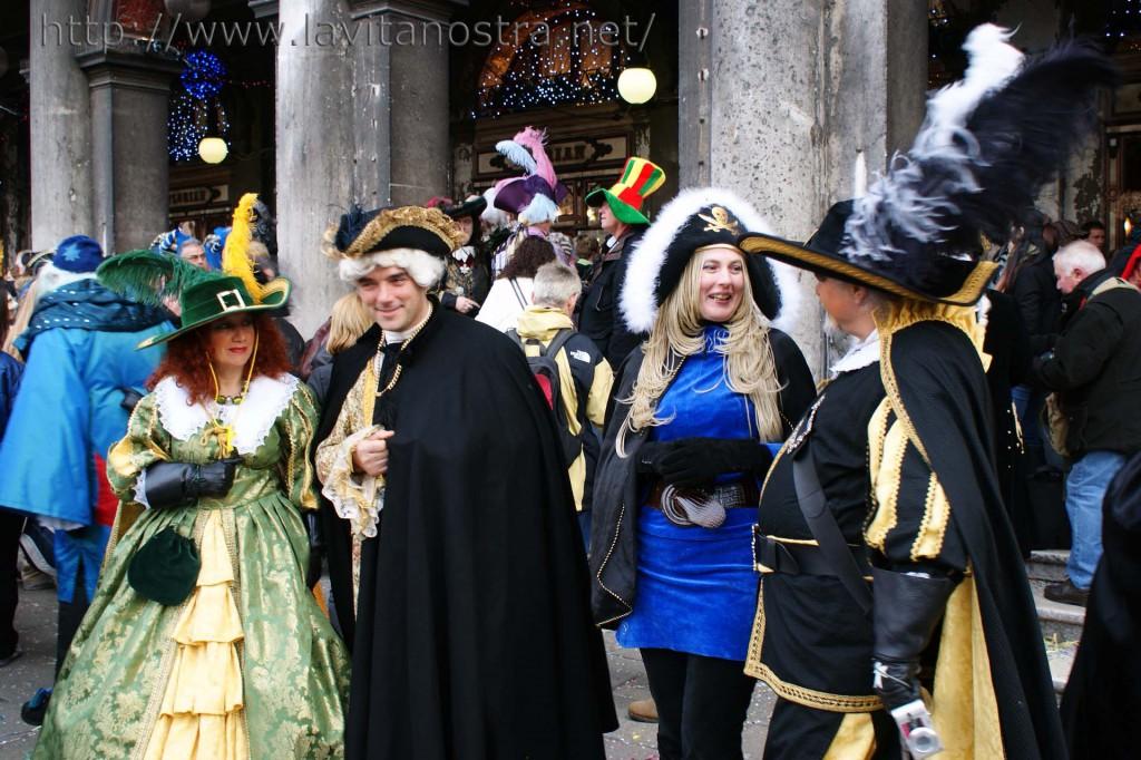 Венецианский карнавал 22