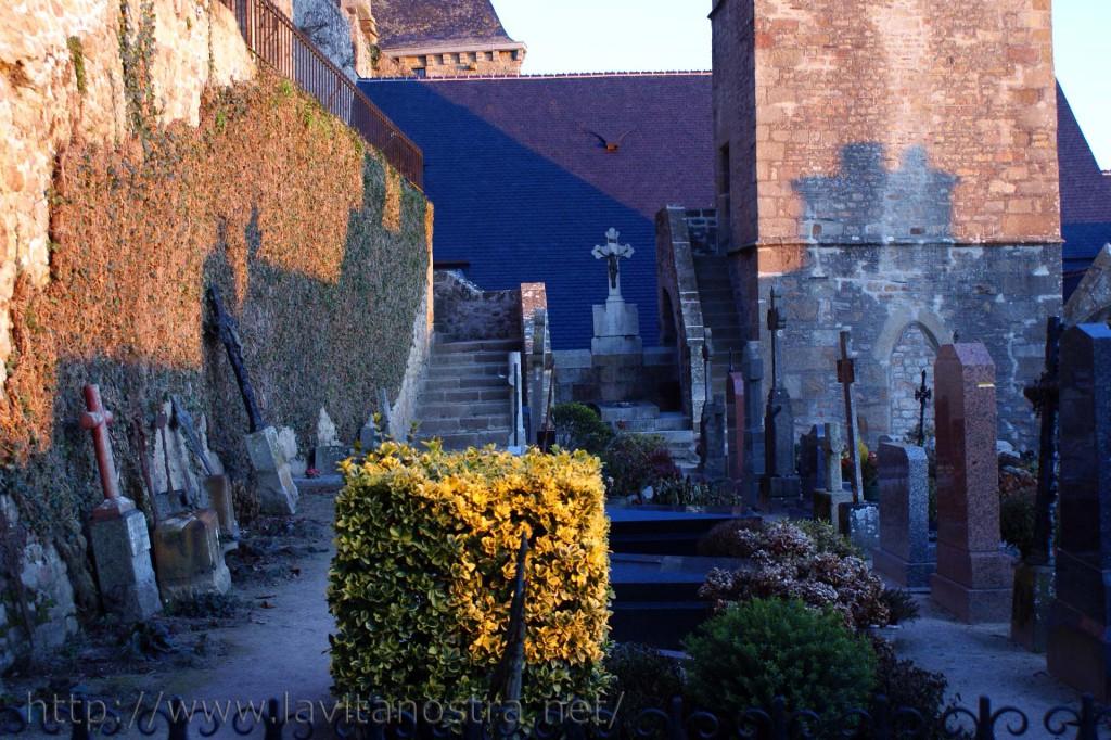 Городское кладбище Ле Монт-Сант-Мишель