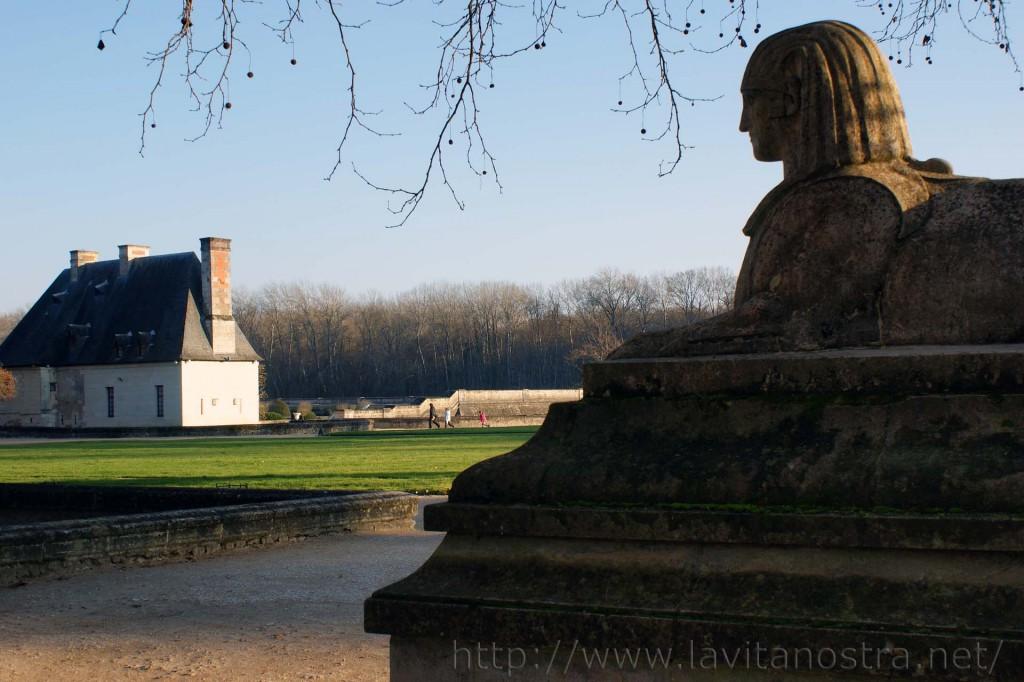 Замок Шенонсо Франция 2