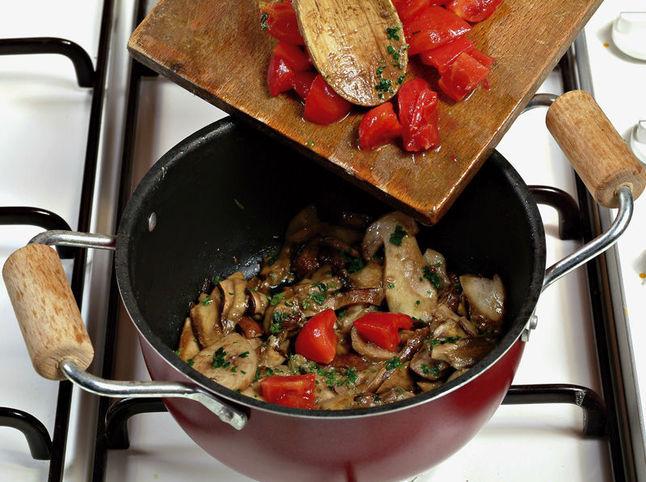 Итальянский суп приготовление 2