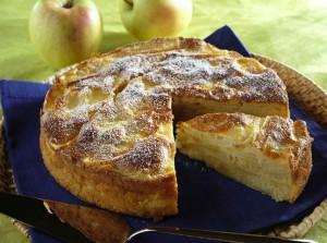 Итальянский яблочный пирог 9