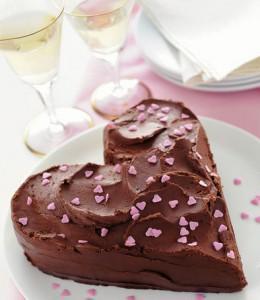 Торт Святой Валентин 5