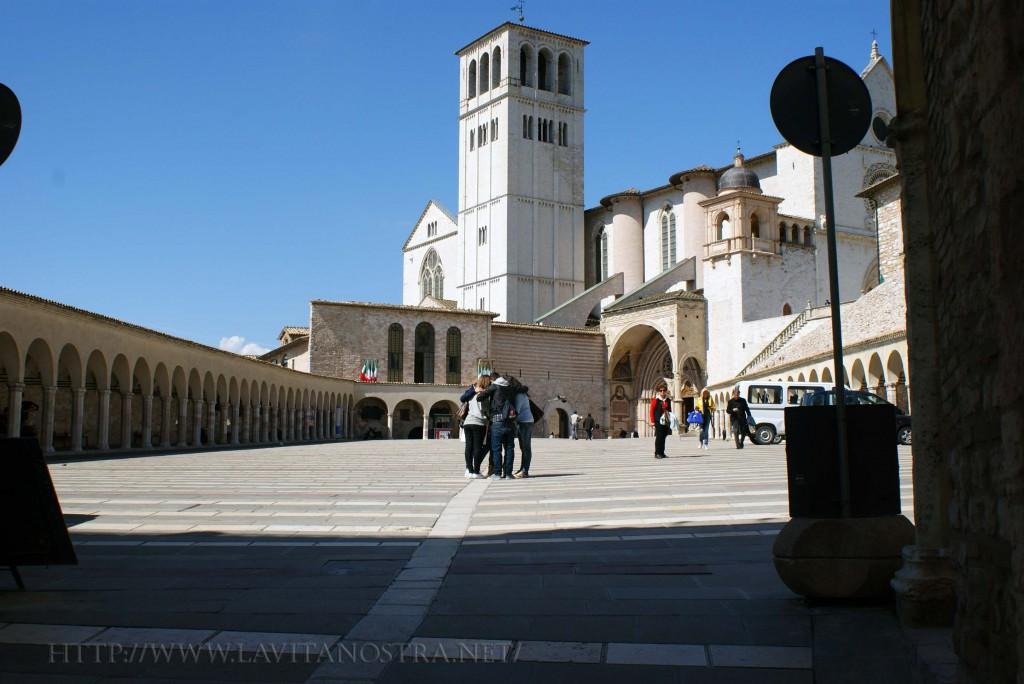 Basilica San Francesco Assisi 2