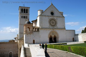 Basilika San Francesco Assisi