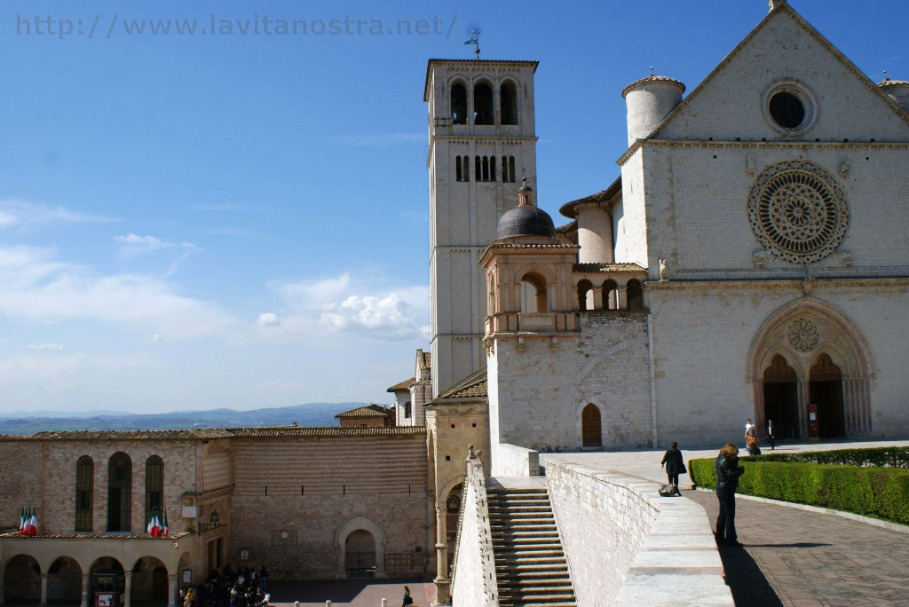 Basilica San Francesco Assisi 13