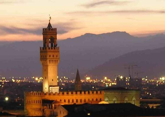 Флоренция в марте 4