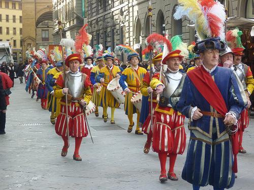 Флоренция в марте 5