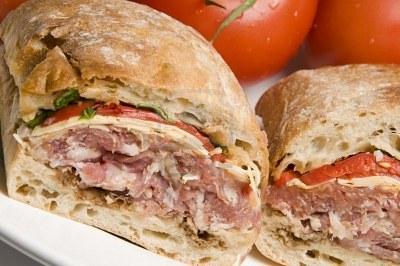 Хлеб в Италии 9