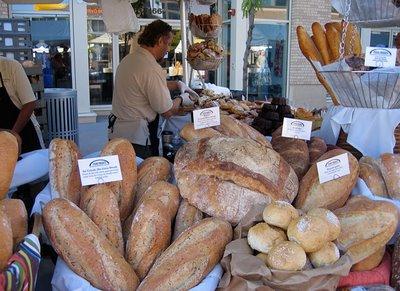 Хлеб в Италии