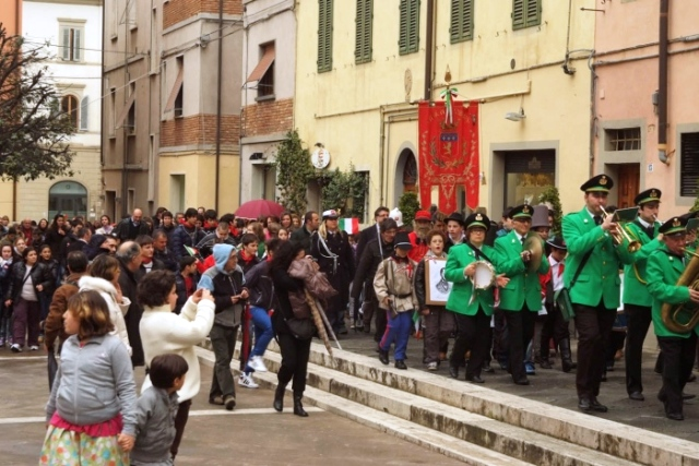 Италия в марте 3