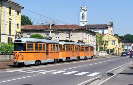 Милан в марте 5