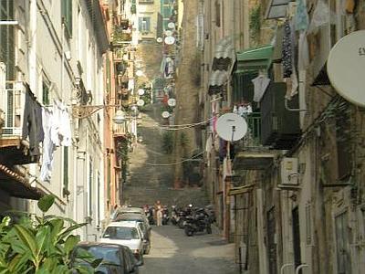 Неаполь в марте 3