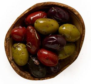 Оливки Cerignola Пулья